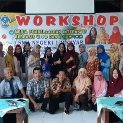 WORKSHOP MEDIA PEMBELAJARAN INTERAKTIF KE-2
