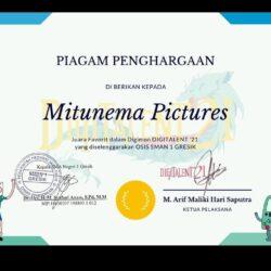 SISWA SMAN 1 MANYAR JUARA FAVORIT FILM PENDEK