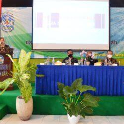 Sosialisasi Visi Misi dan Program Kerja Komite Sekolah Tahun pelajaran 2021/2022